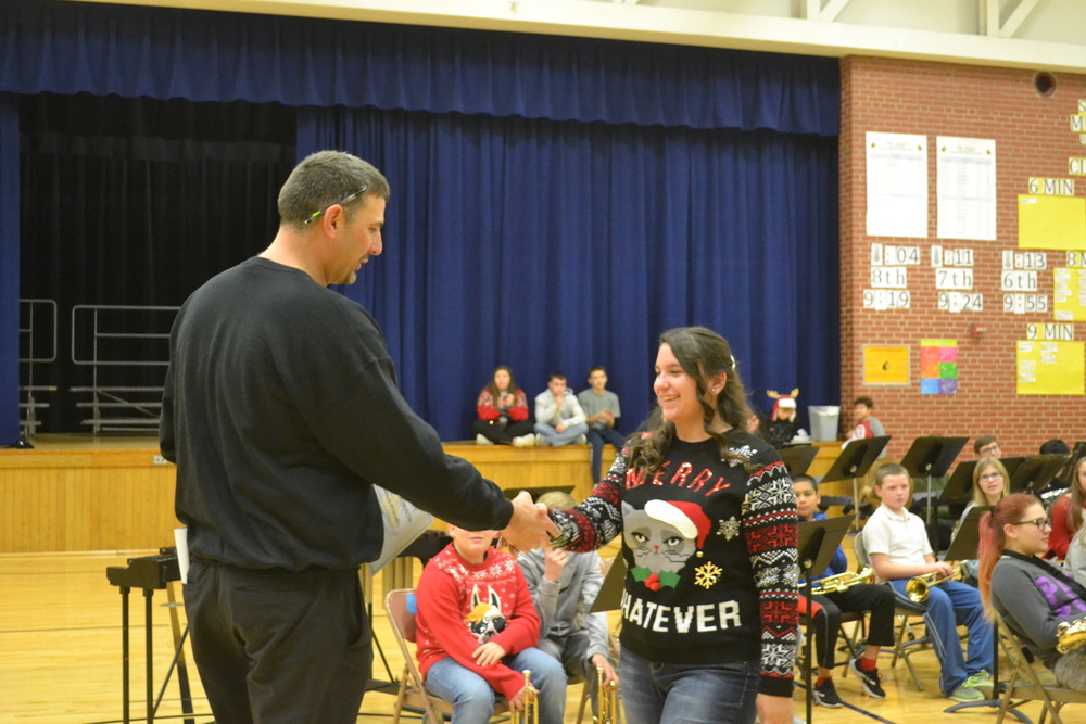 December Husky Recognition Rally