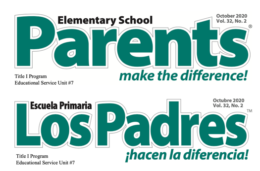 October - Parents Make the Difference!