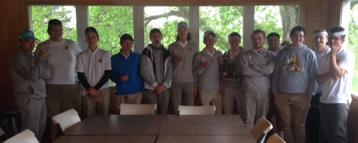SRC Boys Golf at Geneva CRC
