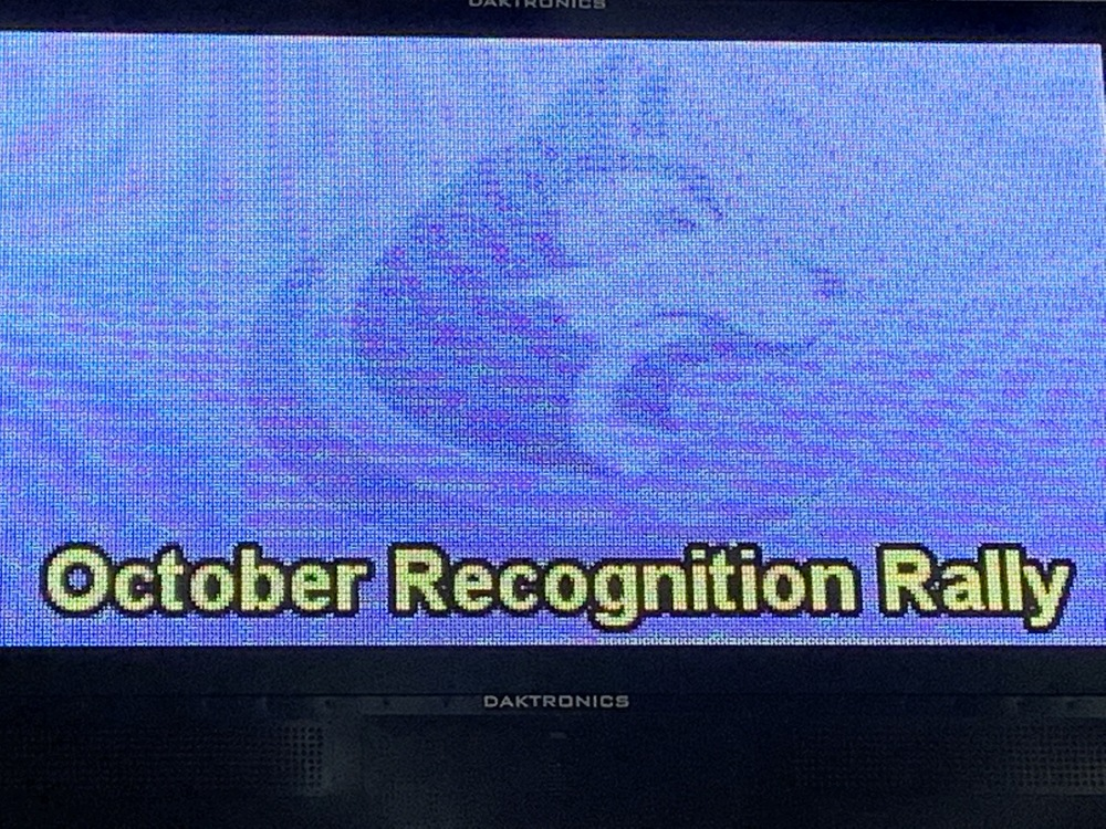 October Husky Recognition Rally