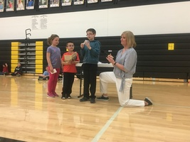 Elementary Poetry Slam Fun