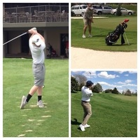 SRC Boy Golf St. Francis 4/25 Arlington 4/26
