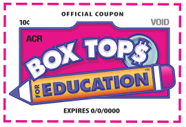 NEW - Box Tops Update