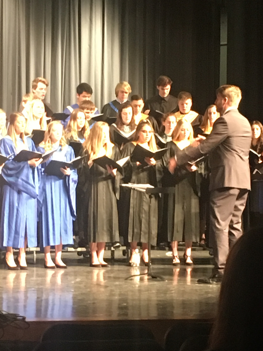 CRC Honor Choir 2019