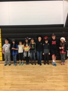 Put a Hat on Drugs!  3-5 Grades