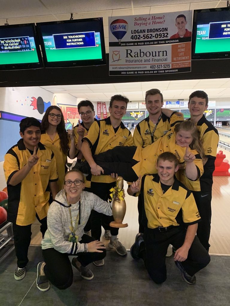 Team S-RC UNIFIED BOWLING brings home the Golden Bowling Pin!