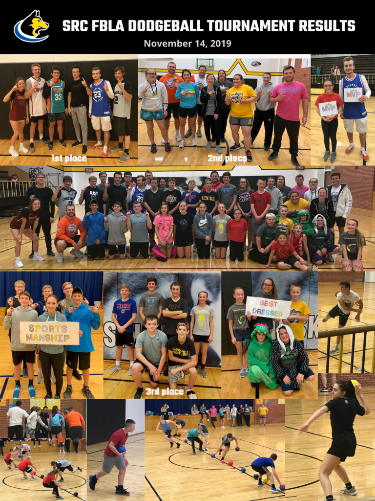 2019 FBLA Dodgeball Tournament