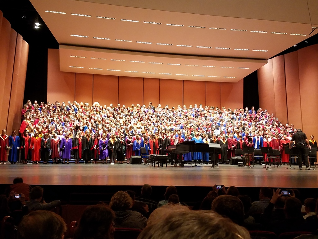 2019 All-State Choir