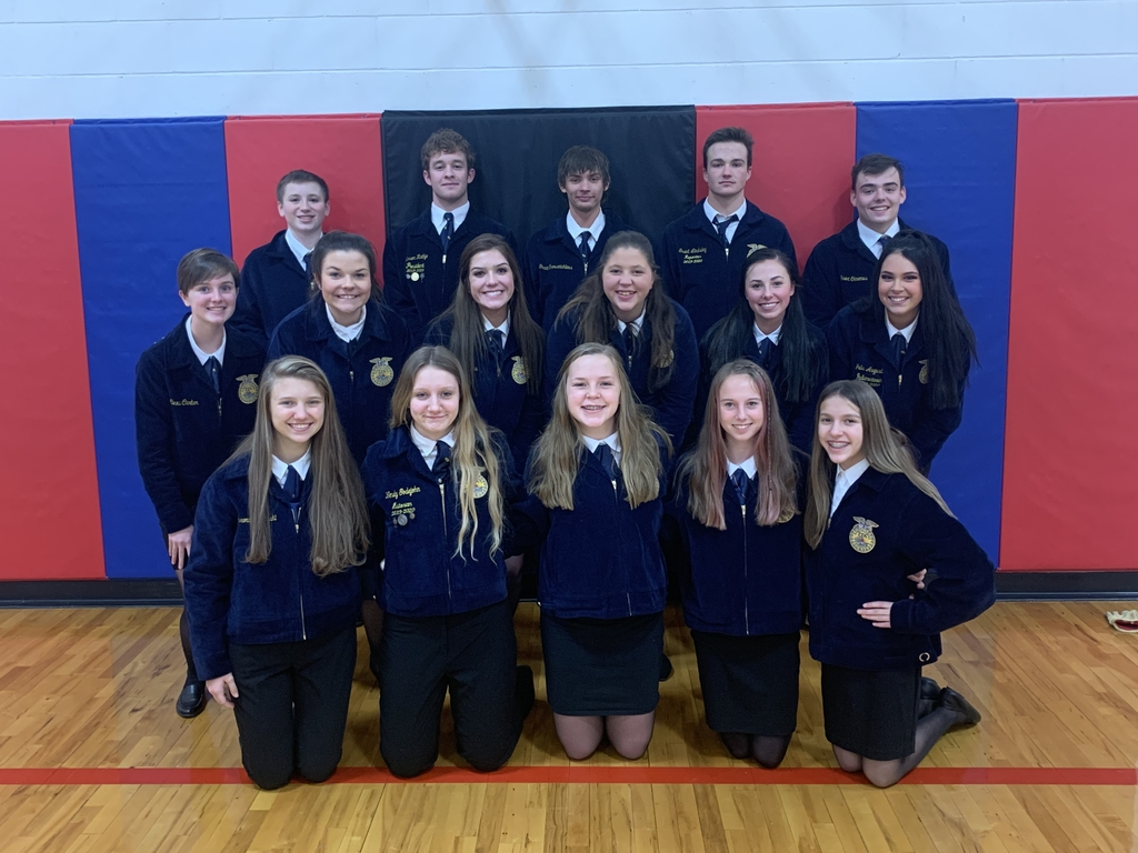 FFA Members attend District LDEs